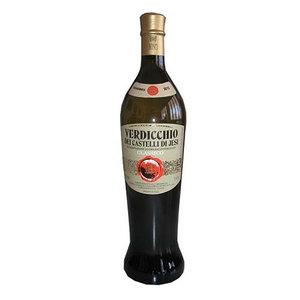 witte wijn VERDICCHIO DEI CASTELLI DI JESI DOC VALLEROSA - LE MARCHE